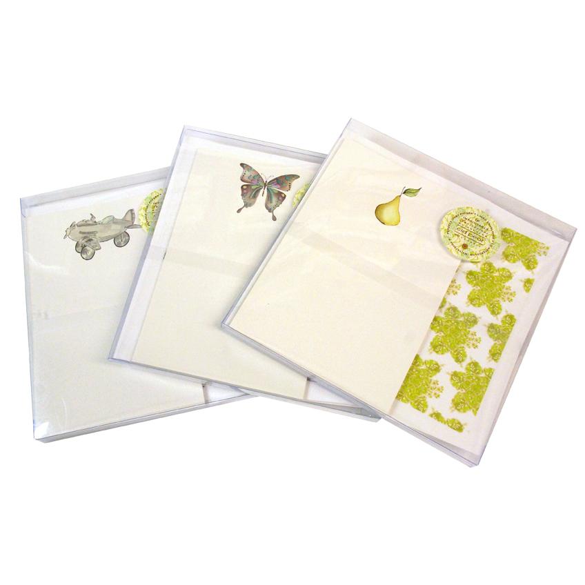 Papier lettre for Buroplus catalogue