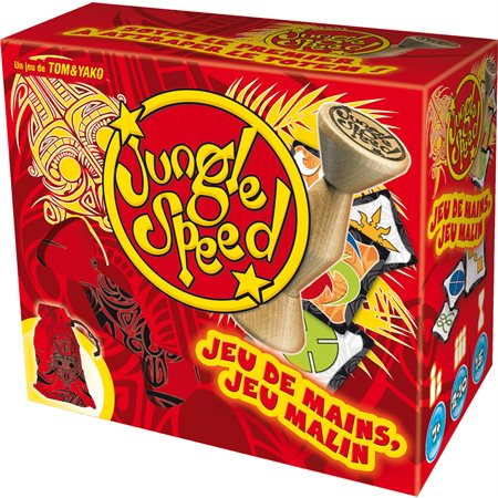 Jungle speed (Bilingue)