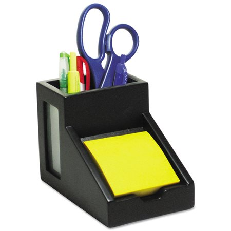 "Accessoires de bureau ""Midnight Black"" Porte-crayon / notes"