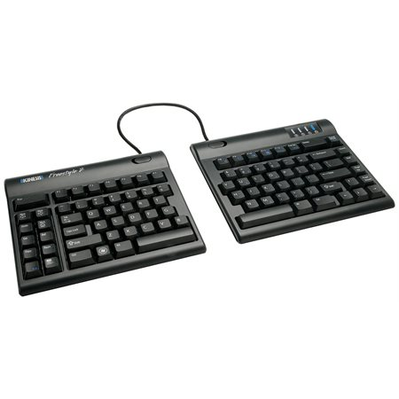 Clavier ergonomique Freestyle 2 for PC anglais