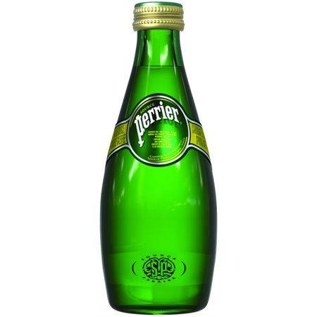EAU MINERAL PERRIER 330ml