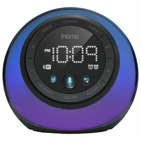 Radio-Réveil Bluetooth iHome