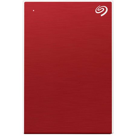 Disque dur portatif Backup Plus Slim rouge