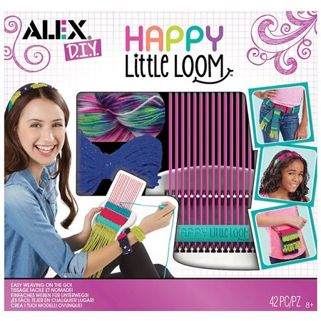 Métier à tisser: Happy Little Loom