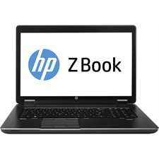 Portable, HP ZBook 17 i7-4600m 2.7Ghz 8GB 320GB