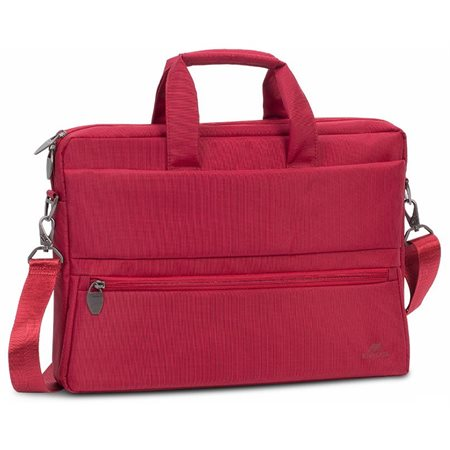 "Porte-documents pour portable 15.6"" rouge"