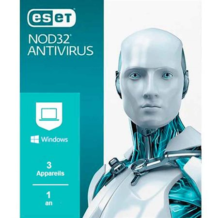 LOG.ANTIVIRUS NOD32 3PC