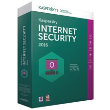 LOG. KASPERSKY. ANTI. 2016 1 PC OEM BIL.