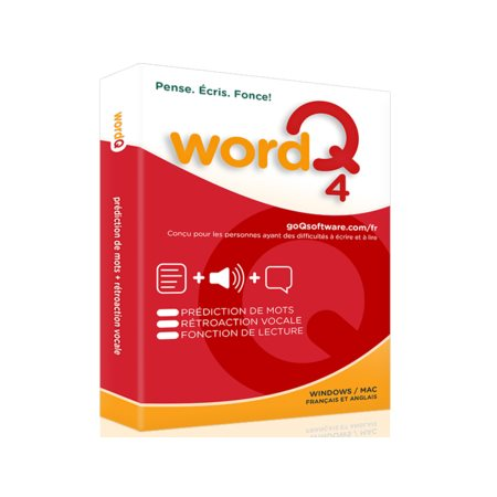 LOG.WORDQ FRANCAIS WINDOWS  /  MAC