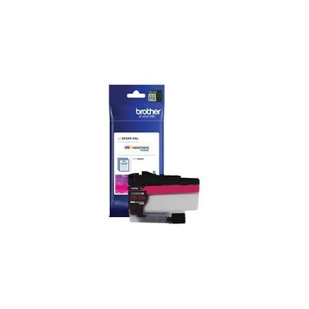 Cartouche jet d'encre Brother LC3033MS magenta