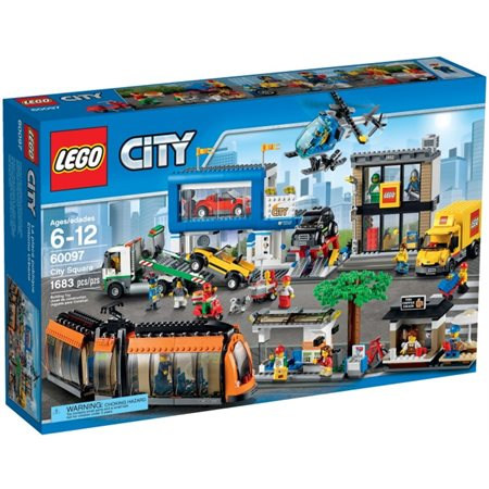 LEGO City : Le centre ville