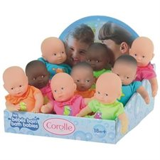 COROLLE MINI CALIN BAIN ASS