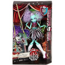 Monster High - Honey Swamp