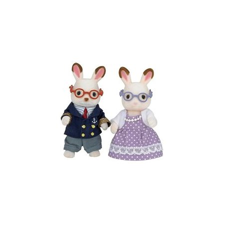 Calico Critters - Grand-parents Lapin