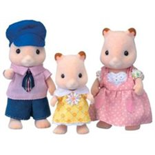 Calico Critters - Famille Hamster