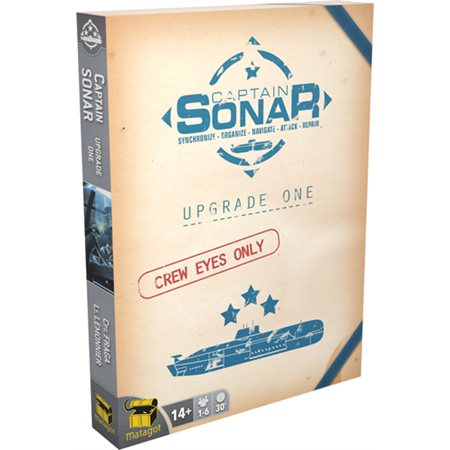 Captain Sonar  /  Extension Upgrade One