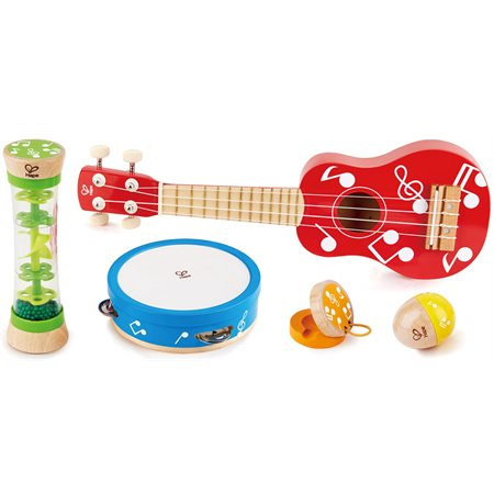 Petit ensemble d'instruments