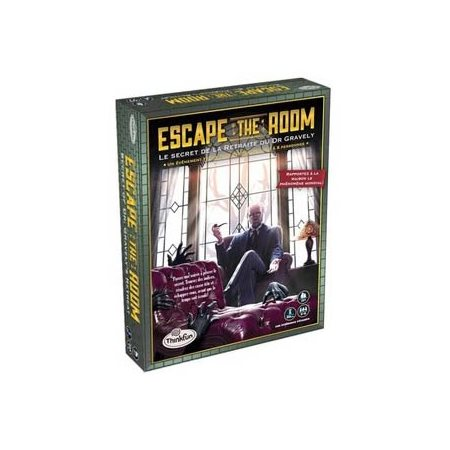 Escape the room-le secret de la retraite du DR Gra