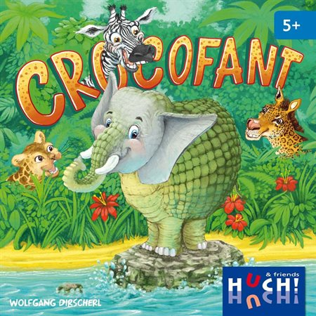 Crocofant - Version française