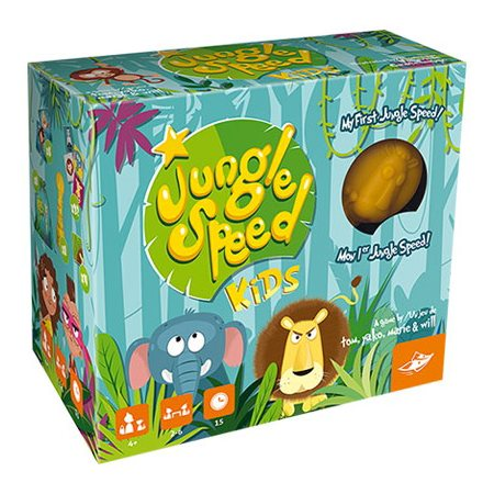 Jungle Speed - Version bilingue