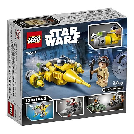 LEGO Star Wars - Micro - vaisseaux Chasseur Naboo
