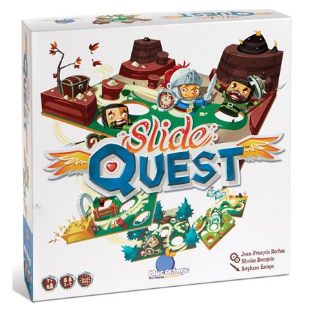 Slide Quest (multilingue)