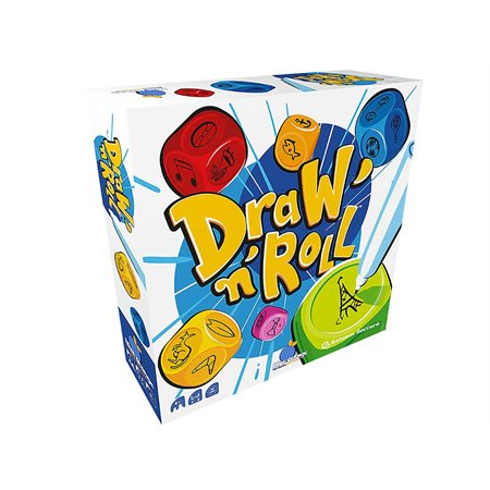 Jeu Draw and Roll