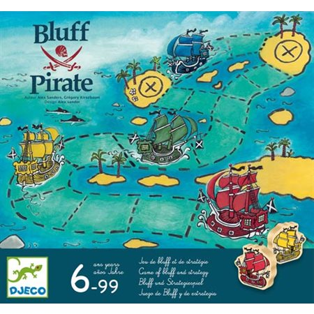 Bluff Pirate