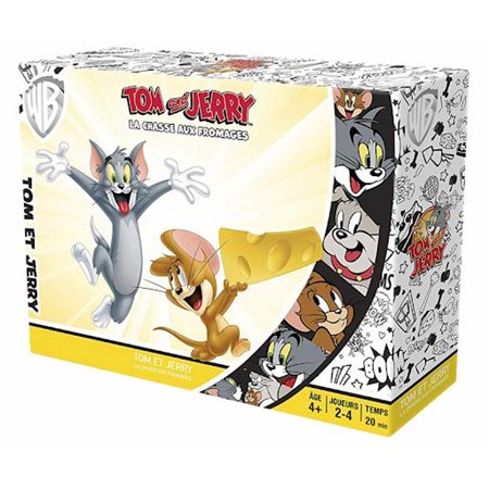 Tom & Jerry: la course aux fromages