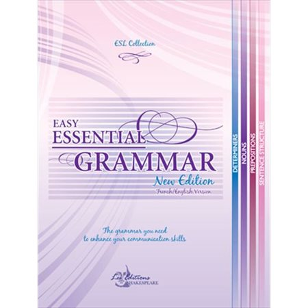 Easy essential grammar; new edition