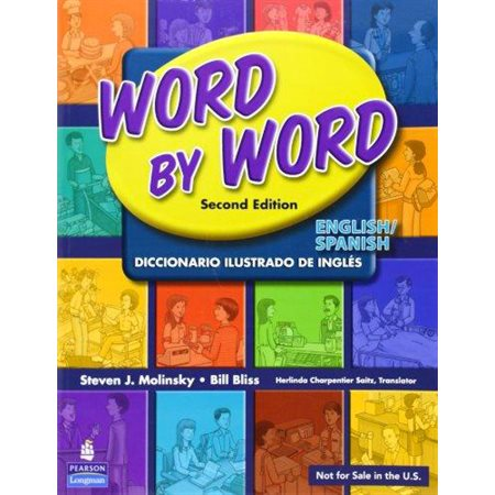 Word by Word - Picture Dictionary - English / Spanish