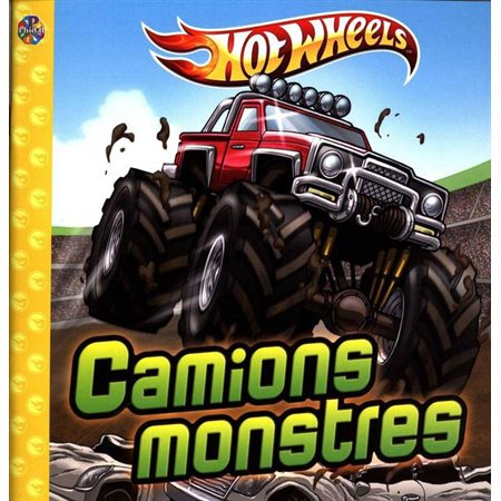 Hot-Wheel Camions monstres