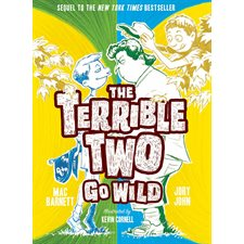 The Terrible Two Go Wild; book 3
