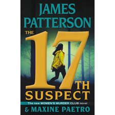 The 17th Suspect ( Large print )
