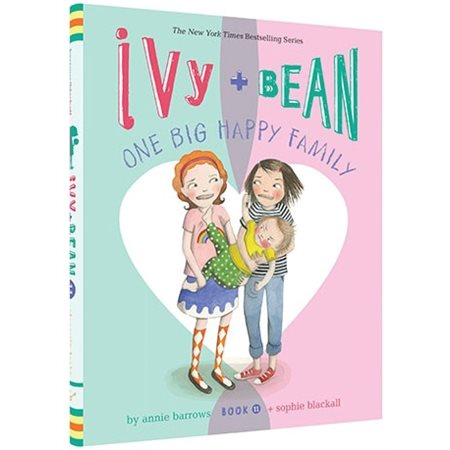 One Big Happy Family, book 11, Ivy & Bean