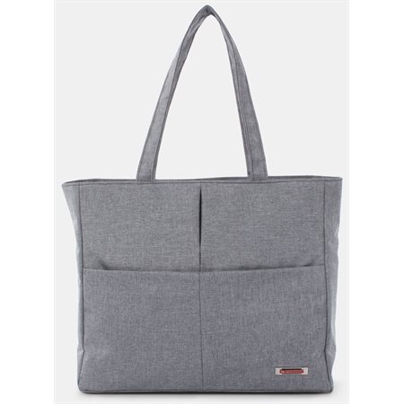 Sac pour dame ordi 15.6'' coll. Sterling gris