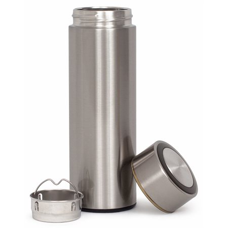 Bouteille isotherme 400ml , inox  (Execo )