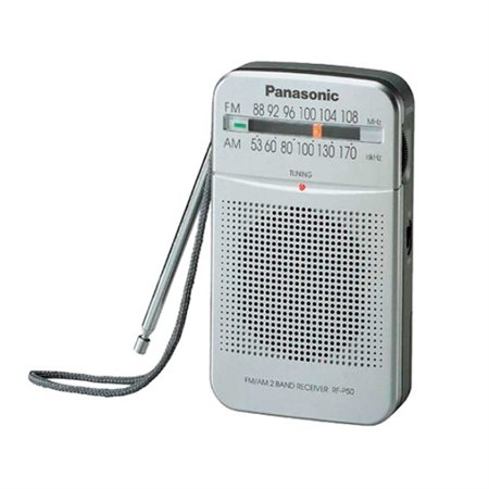 Radio mini portative AM / FM