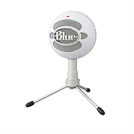 Microphone Blanc Snowball Blue ICE USB