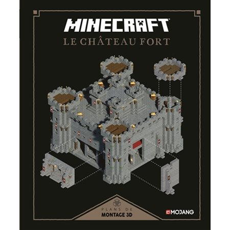 Minecraft, le château fort