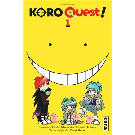 koro Quest ! vol.1