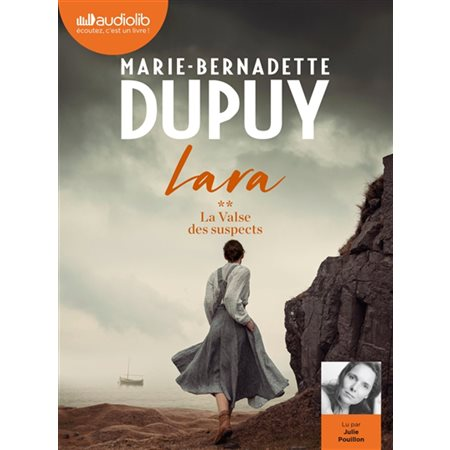 La valse des suspects, Tome 2, Lara ( livre audio)