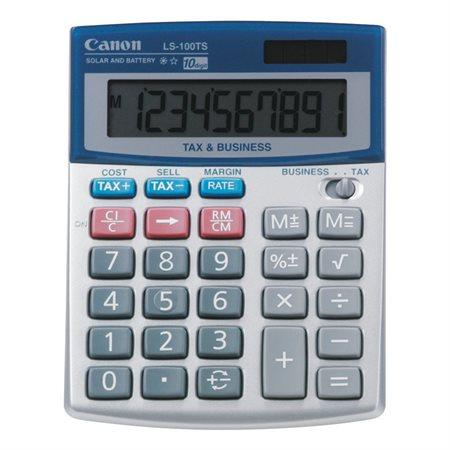 buropro calculatrice de bureau ls 100ts. Black Bedroom Furniture Sets. Home Design Ideas