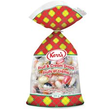 Bonbons Twist Top fruits & crème (600 g)