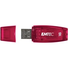 Clé USB à mémoire flash C400 USB 2.0 16 Go rose