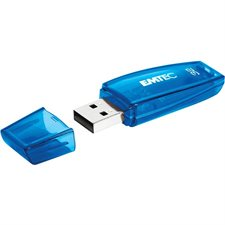 Clé USB à mémoire flash C400 USB 2.0 32 Go bleu