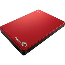 Disque dur portatif Backup Plus Slim 1 To rouge