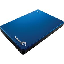 Disque dur portatif Backup Plus Slim 1 To bleu