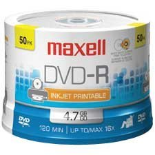 Disque DVD imprimable -R