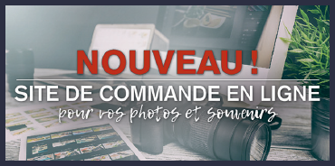 Impression de photos en ligne